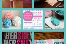 Party Ideas - Baby Shower