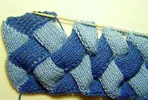 Вязание- энтерлак