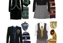 Hogwarts knitting club!