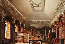 Architecturally speaking... / Historical maps, floorplans, interiors and other shiny bits and bobs