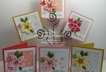 Small cards for gift