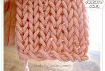 --- Knitting ---