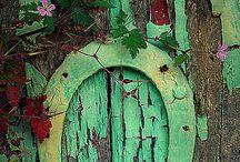 old doors..........