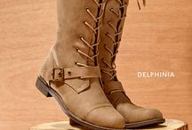 Boots: Fall & Winter