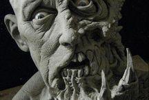 sculpting - inspiration
