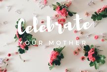 HAPPY MOTHERS DAY / We want to celebrate with you and all mothers! We have a lot of products perfect for mothers day and we will publish things here all week before the 29th of May when it is Mothers Day in Sweden!