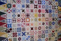 Quilts-Dear Jane/Farmer's Wife / by Kim Grace