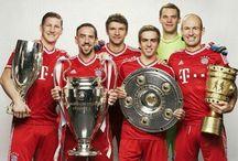 FC Bayern München players