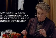 Downtown abbey quotes