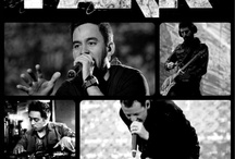 Linkin Park / One of the best bands around / by Erica Galindo