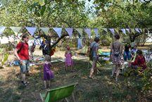 ogród społecznościowy Fort Bema
