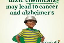Seventh Generation #FightToxins Board / http://www.mail4rosey.com/2014/04/sponsored-fighttoxins-join-seventh.html