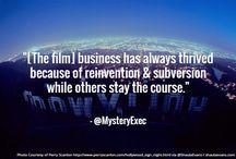Filmmaking & Screenwriting / Advice on Fillmmaking & Screenwriting