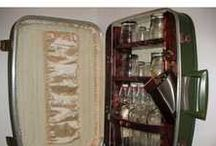 Suitcases ~ Upcycled Repurposed Reuse / repurposed, upcycled, home decor, pets, furniture,
