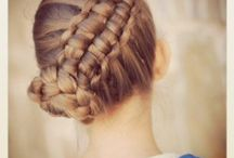 Braids and Updo's