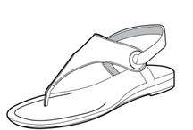 SHOES Technical Drawing