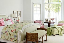 lovely bedrooms / by Mikayla Snow
