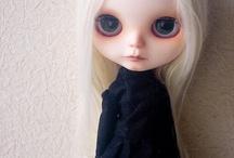 "My custom Blythe Doll ""Chloe"" / by Naoko Yoshioka"
