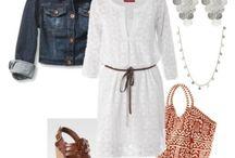Fashion Inspiration - Spring / Summer