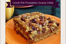 Crock Drop & Roll / Crock pot desserts & sides / by Alyssha Schafers