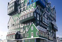 интересни згради
