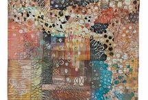 Textiles pied beauty