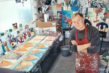 ARTIST | Robert Burridge