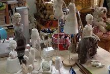 Dolls sculp