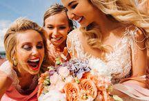 общие фото на свадьбе