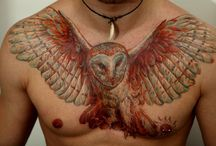 Tattoos / by Ju Werneck