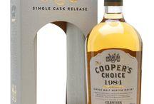 Glen Esk single malt scotch whisky / Glen Esk single malt scotch whisky