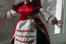 Folklore dukker