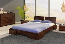 Bükkfa ágykeretek
