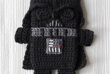 Star Wars Crafts / Star Wars inspired craft projects - sewing, crochet, knitting, kids crafts and more. May the force be with you!