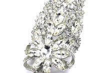 Bridal & Wedding Brooches / Bridal & Wedding Brooches