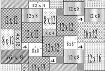 Handy Quilt Info / Tips, tricks and other hand information about quilting at a glance