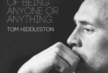 Tom Hiddlleston