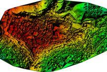 DSM e topografia 3d con droni / droni per fotogrammetria, a bergamo  www.horusdynmics.com