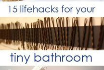 Bathroom tips