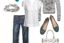 Fun Outfits / by Stephonie Bradham