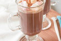 'Tis the Season / Holiday Coffee Drinks