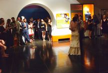 Chabot Space & Science Center / Chabot Space & Science Center is a fun interactive wedding venue in Oakland, Ca