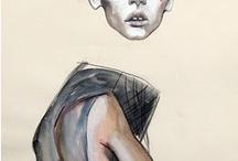 fashion illustration / by X Y
