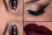 Eyes & lips