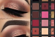 Huda Beauty Makeup