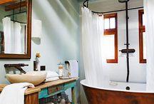 Bathroom ideas & mood board