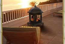 Cool Home Goods / A selection of tiki torches, patio umbrellas, patio heaters, and tiki bars to enhance your dream home! / by Legends Direct