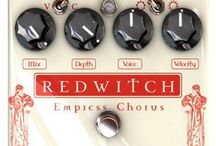 Red Witch Pedals / by Sam Ash Music