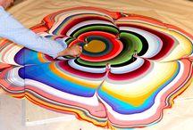 Técnicas pintura