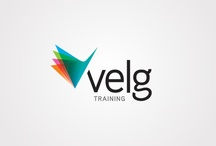 Velg Training / Velg Training // logo design, brand identity, stationery, brochure design
